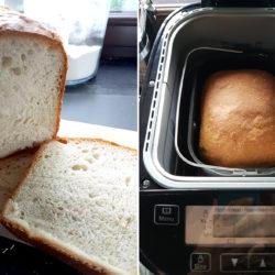 Podstawowy Chleb Pszenny z Maszyny