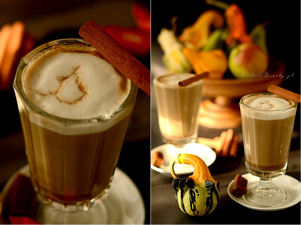 Kawa z Cynamonowym Karmelem – jesiennie Aromatyczna