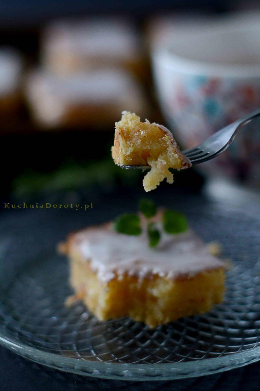 Ciasto Cytrynowe – Pyszne