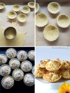 Jak Zrobić Babeczki serowe