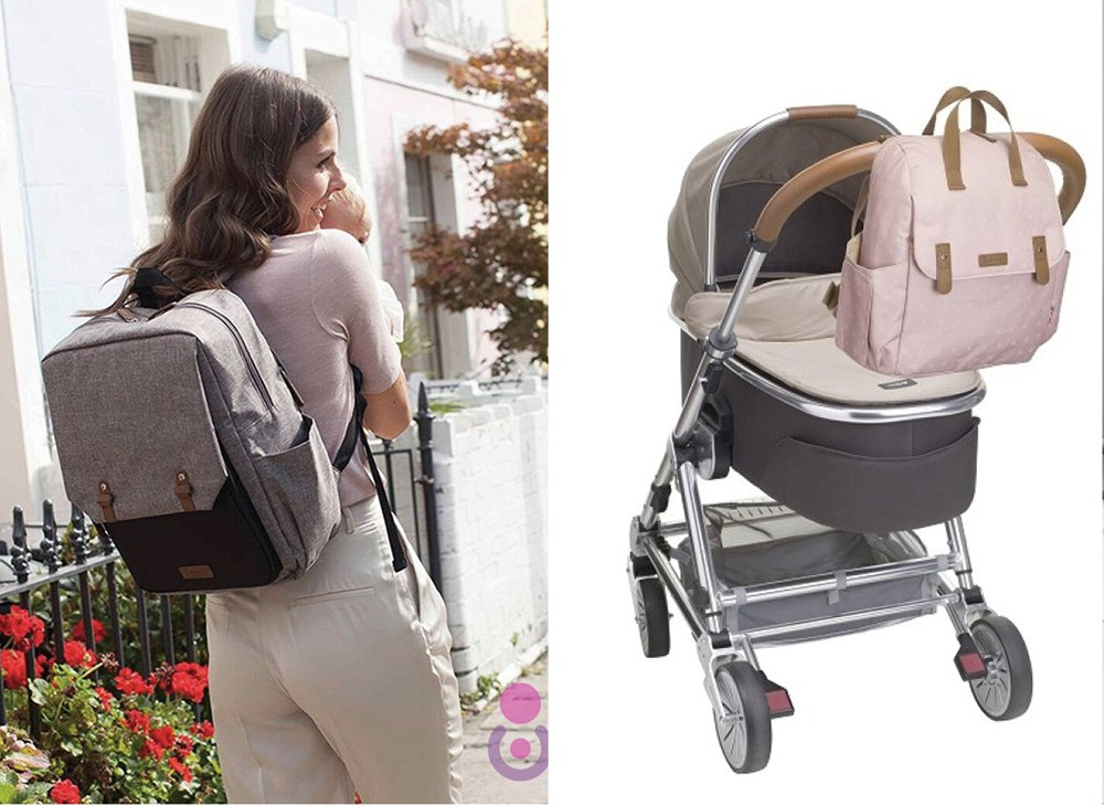 Rodzinny Plecak Podróżny – Plecak dla Mamy