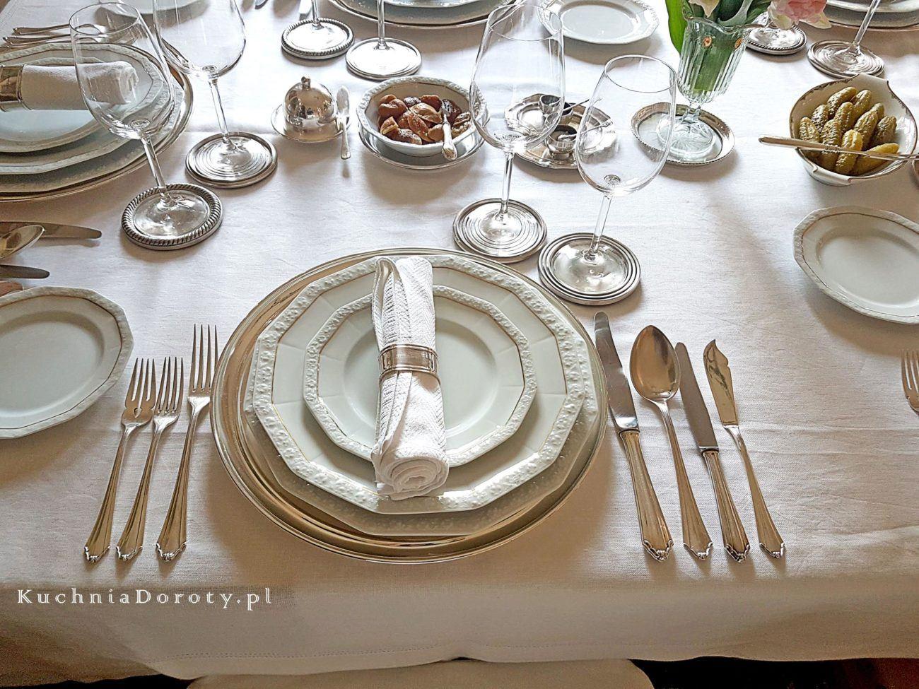Przyjęcie Rodzinne Menu Na Wyjątkową Okazję Kuchnia Doroty