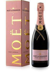 szampan na prezent dla mam