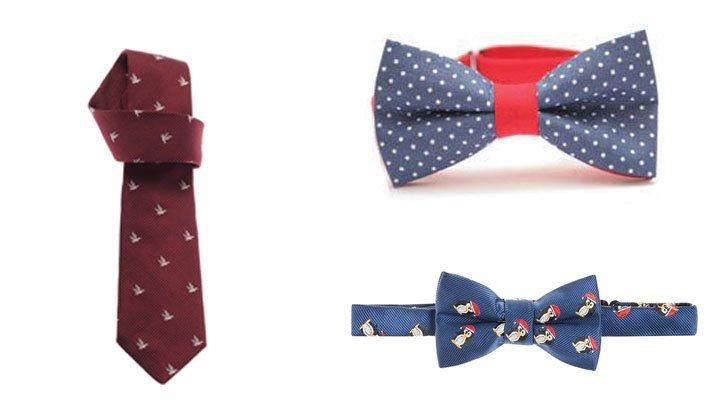 krawat-mucha