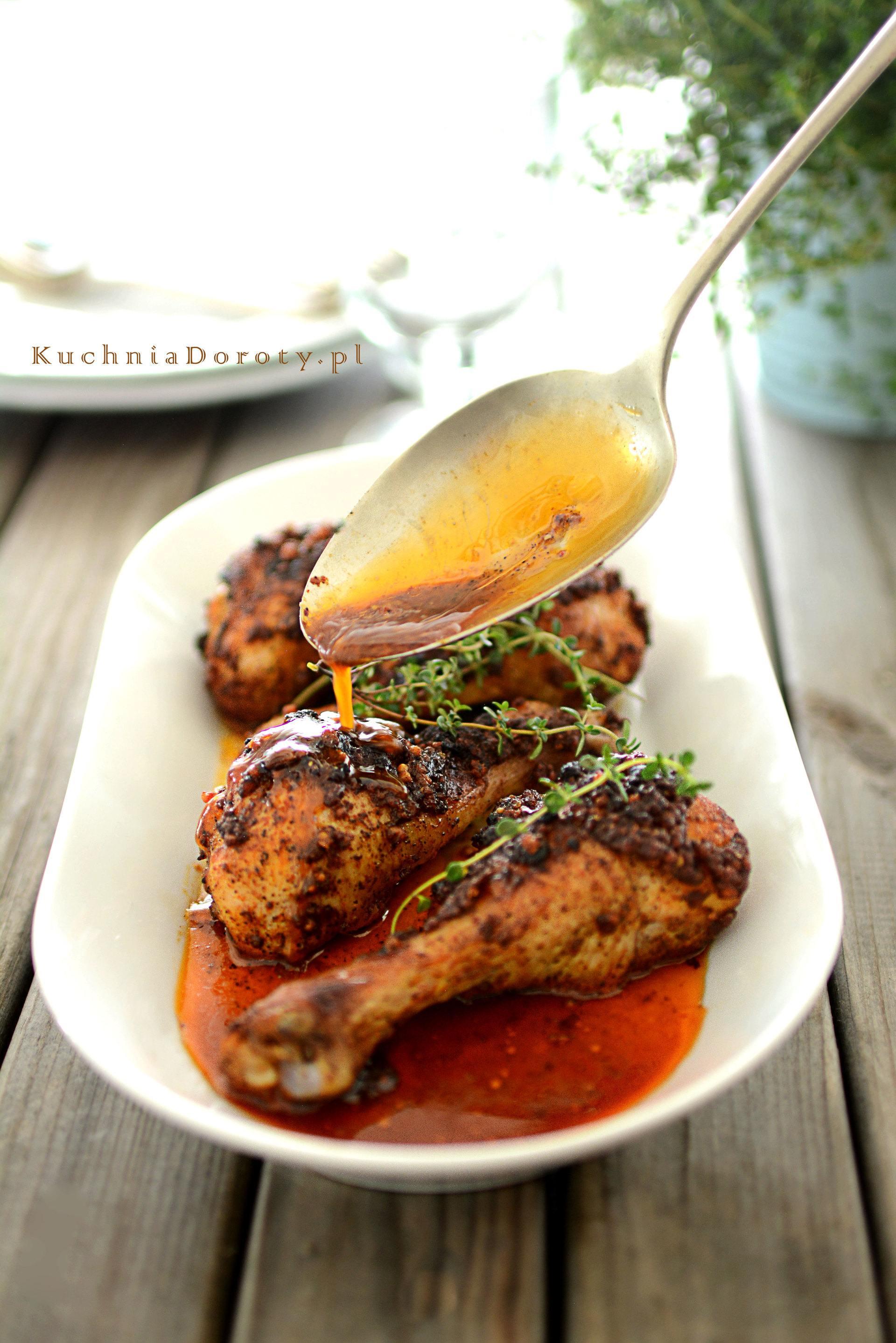 Pieczony Kurczak wMarynacie