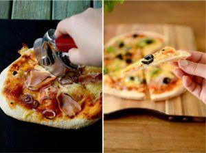Domowe Ciasto na Pizzę