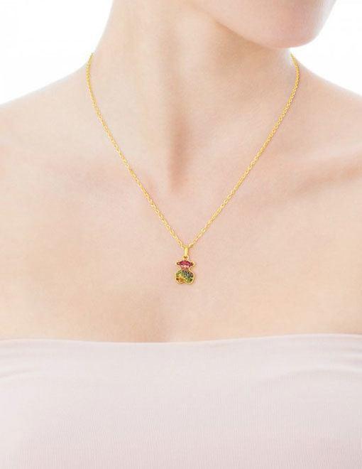 dzień mamy, prezenty nadzień matki, jaki prezent nadzień mamy, biżuteria, wisiorek tous, miesiek tous