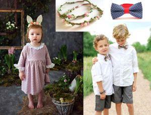Jak ubrać dziecko na wyjątkową okazję