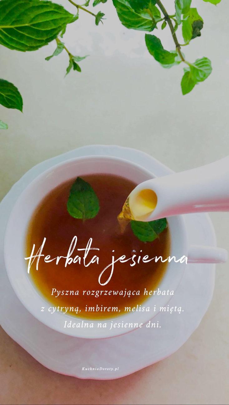 Herbata Jesienna – Idealnie Rozgrzewa
