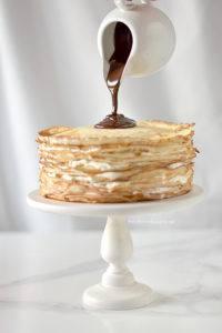Tort z Naleśników