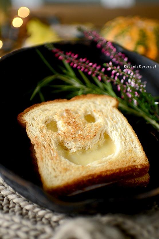 Straszna Kanapka  – tost z serem