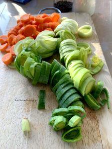 Warzywa do Gulaszu