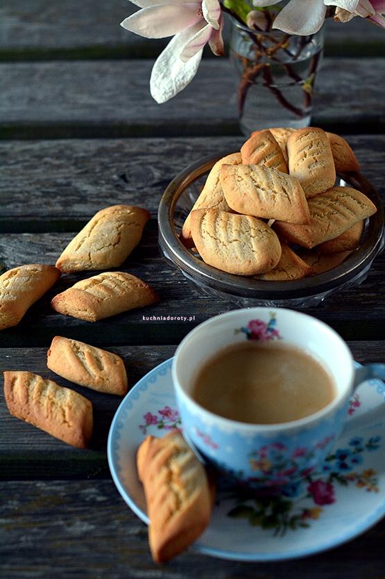 Ciasteczka Krucho-Piaskowe