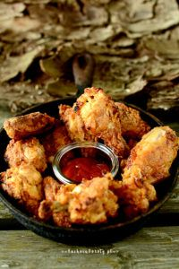 Hot Wings Przepis