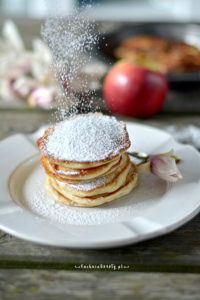 Pancaks z Jabłkami