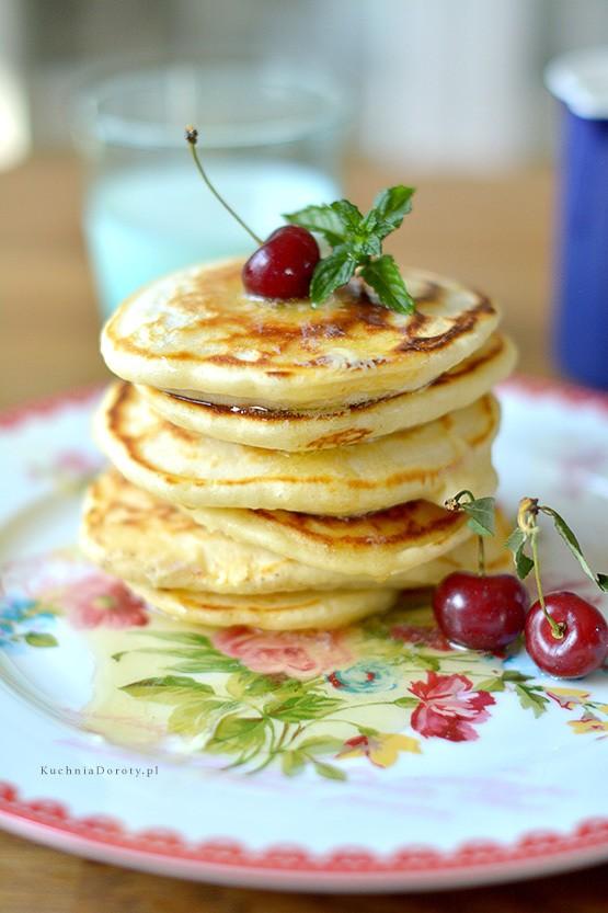 Pancakes – Puszyste Placki – przepis z filmem