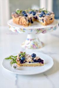 Ciasto z Borówkami Przepis