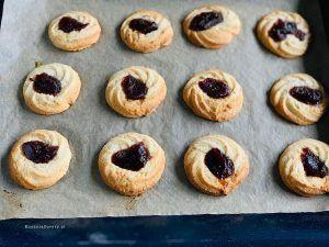 Ciasteczka z Marmoladą