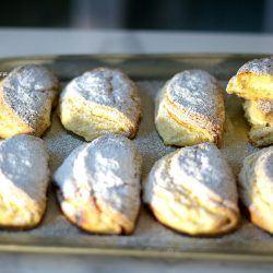 Ciastka z Serem – Kruche Naleśniczki