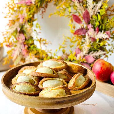 Ciastka Serowe