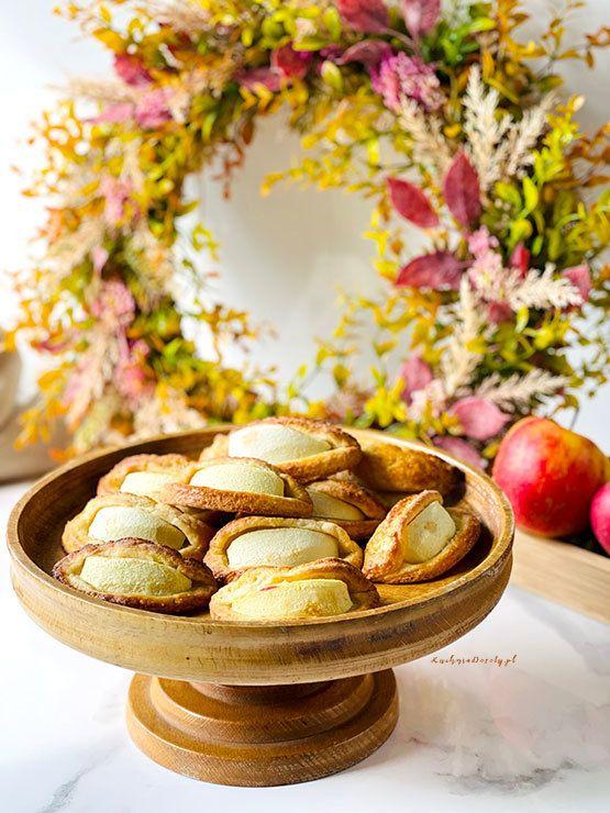 Ciastka Serowe z Jabłkami – na deser i na śniadanie